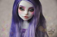 Eva (OOAK Monster High Spectra Vondergeist) by theugliestwife on DeviantArt