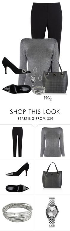 """""""Happy Friday!"""" by pkoff ❤ liked on Polyvore featuring Paul Smith, Radà , Whistles, Nixon and GUESS"""