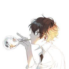 persona 5 image on We Heart It Noragami, Manga Font, Megane 3, Otaku, Persona 5 Joker, Akira Kurusu, Art Anime, Boy Pictures, Bishounen