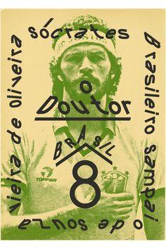 Socrates #football #poster #design