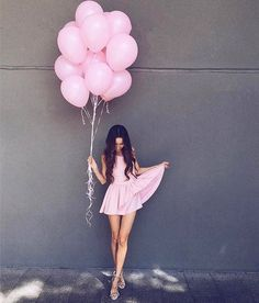 28 Ideas Birthday Photoshoot Poses For 2019 Photos Fitness, Portrait Photography, Fashion Photography, Lifestyle Photography, Pink Photography, Beauty Photography, Ballons Photography, Photography Ideas For Teens, Photography Tutorials