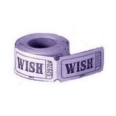 wishes...