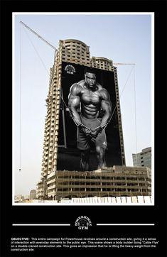 #advertising #creative #fitness