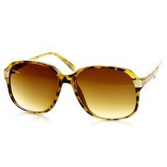 Retro European Square Fashion Womens Sunglasses 8828 | zeroUV