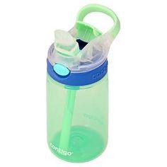 Contigo Kids 14oz Gizmo Flip Water Bottle -  Green