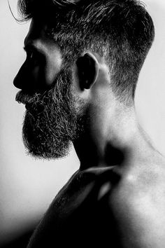 """""""There is always a period when a man with a beard shaves it off. He returns headlong to his beard. I Love Beards, Great Beards, Awesome Beards, Epic Beard, Sexy Beard, Beard Game, Man Beard, Full Beard, Bart Styles"""