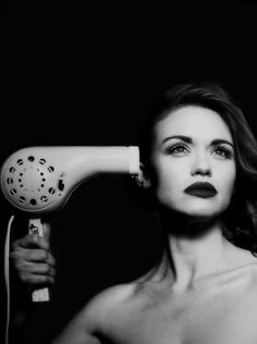 Holland Roden for Tyler Shields' Historical Fiction series