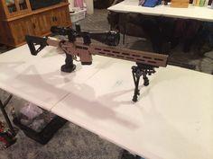 6.5 Grendel in OD Green | Long Range Shooting | Pinterest ...