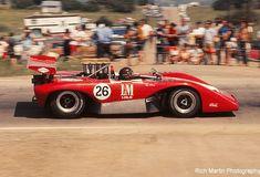 Carl Haas/L Lola T220 of Peter Revson.