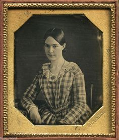 "enchantingimagery: "" Daguerreotypes are my favorite sort of photographs - they have extraordinary depth to them that modern digital images lack. Even though this person has most likely been dead for well over a hundred years, from this photo you get..."