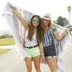 We're so ready for Coachella!!