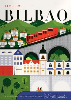 Hello Bilbao cover by Martín Azambuja