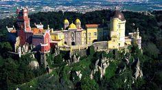 Palácio da Pena,Sintra-Portogallo