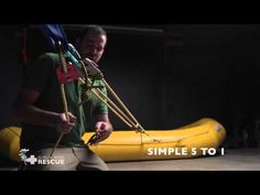 Learn how to set up rope and pulley mechanical advantage systems for whitewater & swiftwater rescue situations. View video & diagrams from Boreal River Rescue. Mechanical Advantage, View Video, Pulley, Kayaking, Magazine, River, Sea, Learning, Blog