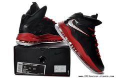 best service fa51b edab4 Nike Basketball Shoes 2013 Lebron 10 Elite Pressure Black  andChrome-University Red and-Cool