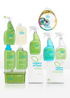 Amway Products for Home - All products from Amway are Environmentally friendly - no chemicals, etc. Love these products for our home