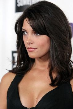Ashley Greene- Love the cut and color.