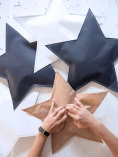 Creative Star Wrapping