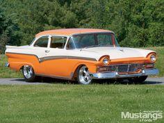 1957 Ford Custom 300 Sedan - Seriously Photo & Image Gallery