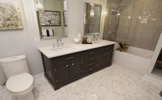 property brothers After: Bathroom