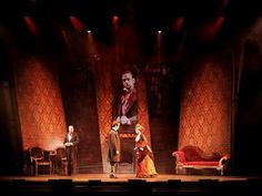 Jekyll and Hyde (Tour and Broadway) Designed by Tobin Ost