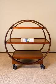 Image result for art deco tea trolley