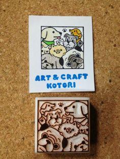デザフェスもうすぐの画像 | ART & CRAFT KOTORIの消しゴムはんこ Kotori, Eraser Stamp, Clay Texture, Lino Cuts, Just Do It, Stamps, Arts And Crafts, Drawings, Handmade