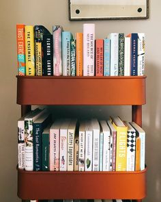 """theatticoneighth: """"Pulling out our books for the week. We have a lot more fun Summer Reads to come, but ICYMI, you check out with her fantastic through the link in bio! Good Books, Books To Read, Bookshelves In Bedroom, Bookcases, Bookshelf Inspiration, Book Organization, Library Design, Stack Of Books, Book Aesthetic"""
