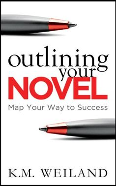 K.M. Weiland talks to Brian Klems at Writer's Digest about 7 simple ways to outline a novel, if you'd like to do that, of course…