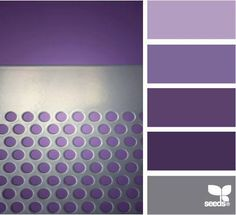 purple and silver colour palette by StarMeKitten Purple Palette, Colour Pallette, Colour Schemes, Color Patterns, Color Combinations, Palette Design, Design Seeds, Colour Board, Color Swatches