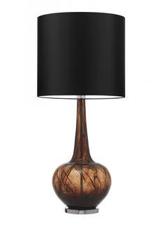 Grace Moire Table Lamp - Heathfield & Co
