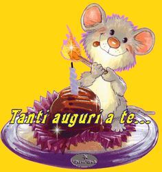 Pin by Gioia on Happy Birthday Happy Birthday Wishes Cards, Happy Birthday Gifts, Birthday Gift For Him, Happy Birthday Images, Italian Greetings, Betty Boop, Diy And Crafts, Birthdays, Teddy Bear