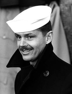 Jack Nicholson in The Last Detail, one of the best movies he ever did.