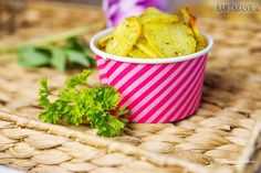 Recept: Domáce zemiakové lupienky