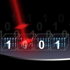 """Speeding up data storage by a thousand times with """"spin current"""""""