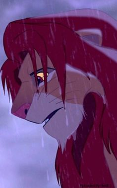 Simba. this is really my favorite part of the movie. Don't get me wrong, I LOVE the singing, but when Simba is walking up that cliff and looking over the land that he is claiming, it gives me the chills every time.