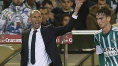 Zidane tiene muchos vicios que corregir