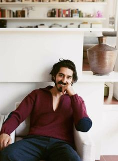 Dev Patel by Wai Lin Tse for InStyle, December 2016