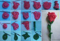 (6) Clube do croche - Clube do croche compartió la foto de PAPs de Croche.