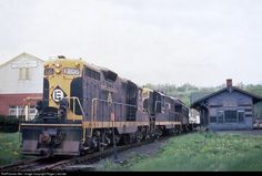 RailPictures.Net Photo: EL 1206 Erie Lackawanna EMD GP7 at Branchville, New Jersey by Roger Lalonde