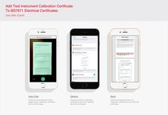 Add #electrical calibration certificate to your electrical certificates with https://www.icertifi.co.uk