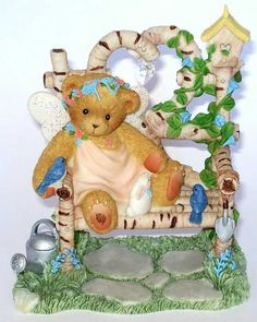 Heidi´s Cherished Teddies Galerie: ALONNA - My love For You is Crystal Clear…