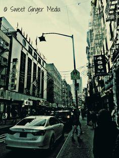 #NewYork #NewYorkCity #Photography #SweetGingerMedia #ChinaTown