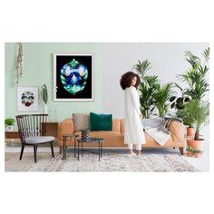 Urban green interior landscape now in September issue @eigenhuiseninterieur!  Photo and styling: #floorknaapen #viewtography  Works by: #nielsbendtsen #christienmeindertsma #patriciaurquiola #maeengelgeer #hildekoenders #floriswubben #haydesign #muuto #wandschappen #maxalto #montis #gubi #firstofaugust #ikea #golran #tiftix #converse #histor