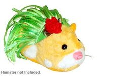 Zhu Zhu Pets Hamster Outfit Hula Hamster NOT Included! by Cepia. $7.49. Dress up your Zhu Zhu Pet hamster with these super fun outfits!. Save 25% Off!