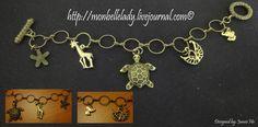 Animal Charm Bracelet S$4 from: MonbelleLady