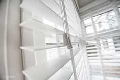Faux Wood Venetian Blinds and their clean, modern look.