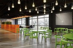 Nike EatMeet area, Hilversum, 2013 - Workshop of Wonders