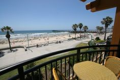 Want to win a free nights stay at Ocean Park Inn in San Diego? All you need to do is like their FB page!  This hotel is right On The Beach!