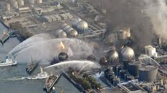 Nuclear meltdown: The 2011 accident at the Fukushima Daiichi Nuclear Station in Japan gal